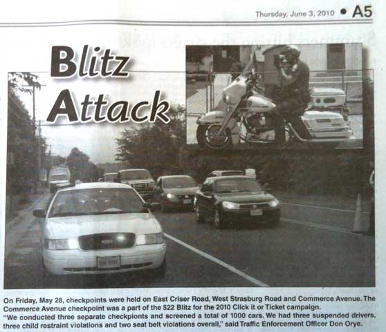 blitz attack