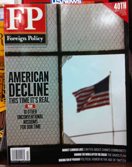 American Decline